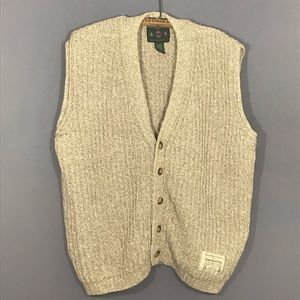 Vintage Abercrombie & Fitch The Big Sweater Vest